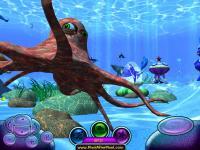 Screenshot programu Deep Sea Tycoon 2