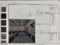 Screenshot programu DeleD 3D Editor Lite 1.81