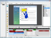 Screenshot programu Demo Builder 8.2.2.0