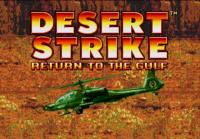 Screenshot programu Desert Strike 1.0