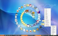 Screenshot programu Desktop Icon Toy 4.7