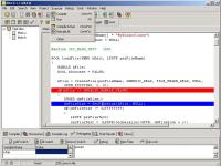Screenshot programu Dev-C++ 5.6.2