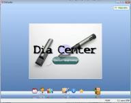 Screenshot programu Diacenter 1.3  beta