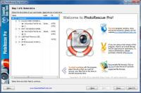 Screenshot programu Digital PhotoRescue Professional 6.10