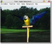 Screenshot programu Digital Talking Parrot 1.0.22