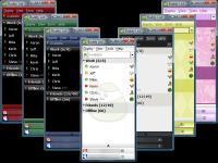 Screenshot programu Digsby  beta 34