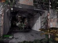 Screenshot programu Dino Crisis 2