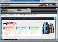 Screenshot programu DirectMail 1.1