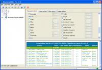 Screenshot programu Directory Lister Pro 1.43