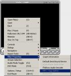 Screenshot programu DirectShow FilterPack 5.00