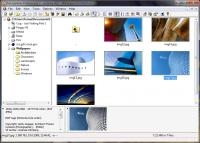 Screenshot programu Disk Explorer Professional 3.70