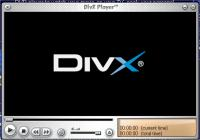 Screenshot programu DivX  7.2