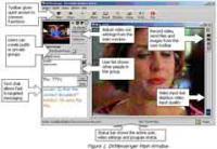 Screenshot programu DKMessenger 4.6.2