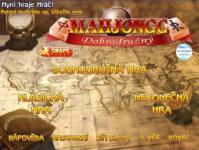 Screenshot programu Dobrodružný Mahjongg - Kapitola 1