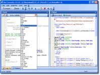 Screenshot programu Doc Convertor 1.0.0