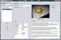 Screenshot programu Dodos Digital Cookbook 2.1.30