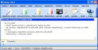 Screenshot programu Doklad 2008 1.0.10.84