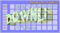 Screenshot programu Downli Rozvrh hodin 2 Easy