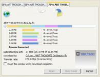 Screenshot programu Download Accelerator Plus 10.0.6.0