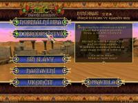 Screenshot programu Drahokamový míč