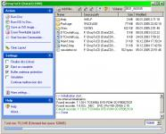 Screenshot programu DropToCD (DataCD/DVD) 3.5