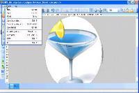Screenshot programu DRPU Birthday Cards Designing Software 8.2.0.1