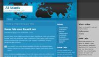 Screenshot programu Drupal 6.16