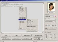 Screenshot programu DSpeech 1.62.2