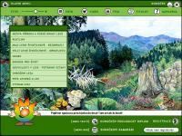Screenshot programu Duháček v lese