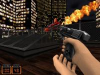 Screenshot programu Duke Nukem 3D 1.13