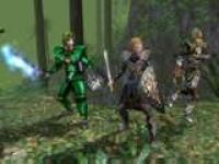 Screenshot programu Dungeon Siege: Legends of Aranna