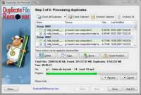 Screenshot programu Duplicate File Remover 3.2.1241 Build 33