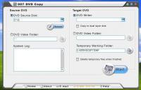 Screenshot programu 007 DVD COPY 5.91