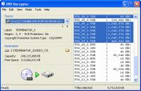 Screenshot programu DVD Decrypter 3.5.4.0