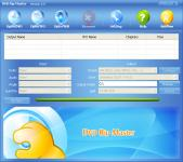 Screenshot programu DVD Rip Master 8.0.7.56