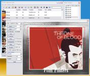 Screenshot programu DVD slideshow GUI 0.9.5.4