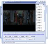 Screenshot programu DVD to VCD AVI DivX Converter 3.2