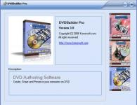 Screenshot programu DVDBuilder 4.02