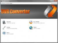 Screenshot programu DVR Converter 3.0.11.404