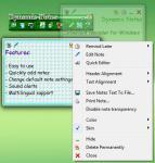 Screenshot programu Dynamic Notes 3.69