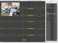 Screenshot programu EDFbrowser 1.57