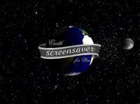 Screenshot programu Earthlike Screensaver 1.0