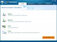 Screenshot programu EaseUS ToDo Backup 7.0 Free