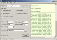 Screenshot programu Easy Bing Maps Downloader 7.2