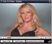 Screenshot programu Easy FLV Player  2.0