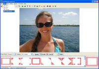 Screenshot programu Easy Photo Frame 6.72