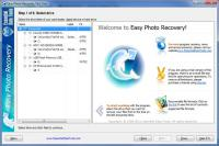 Screenshot programu Easy Photo Recovery 6.13 Build 1031