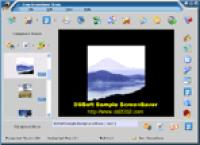 Screenshot programu Easy ScreenSaver Station 4.2