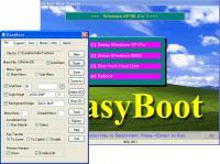 Screenshot programu EasyBoot 6.5.3.729