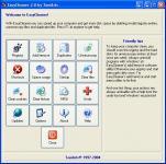 Screenshot programu EasyCleaner 2.0